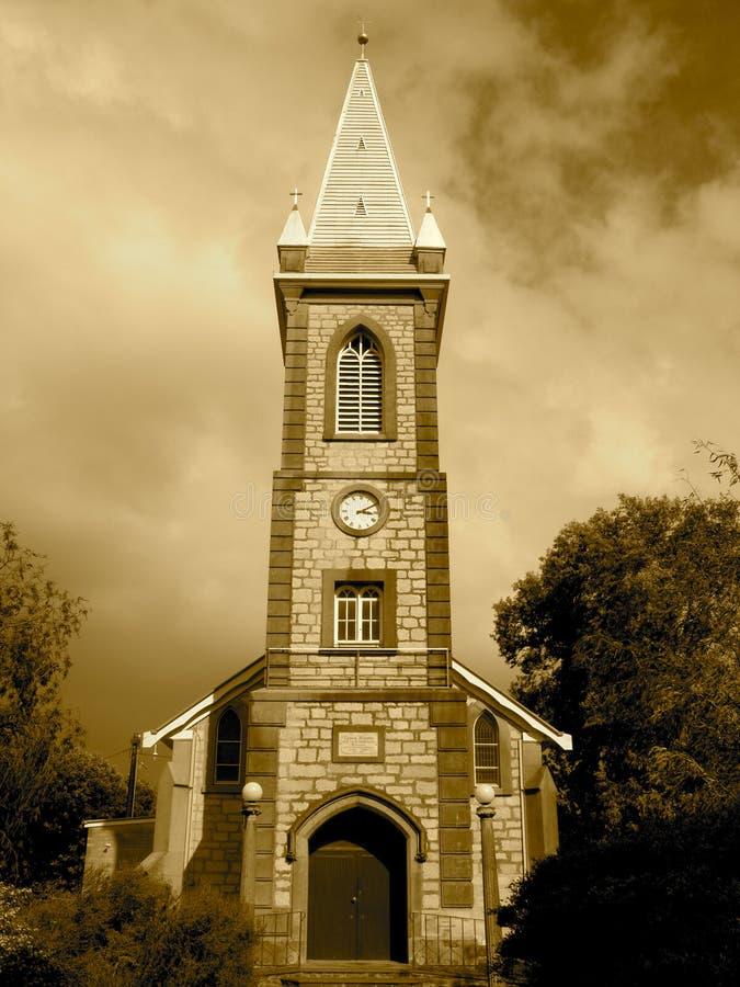 Download Oude Kerk stock afbeelding. Afbeelding bestaande uit zuiden - 281755