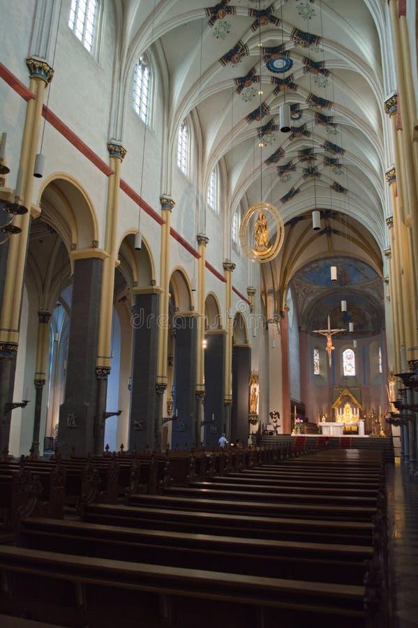 Oude kerk stock images