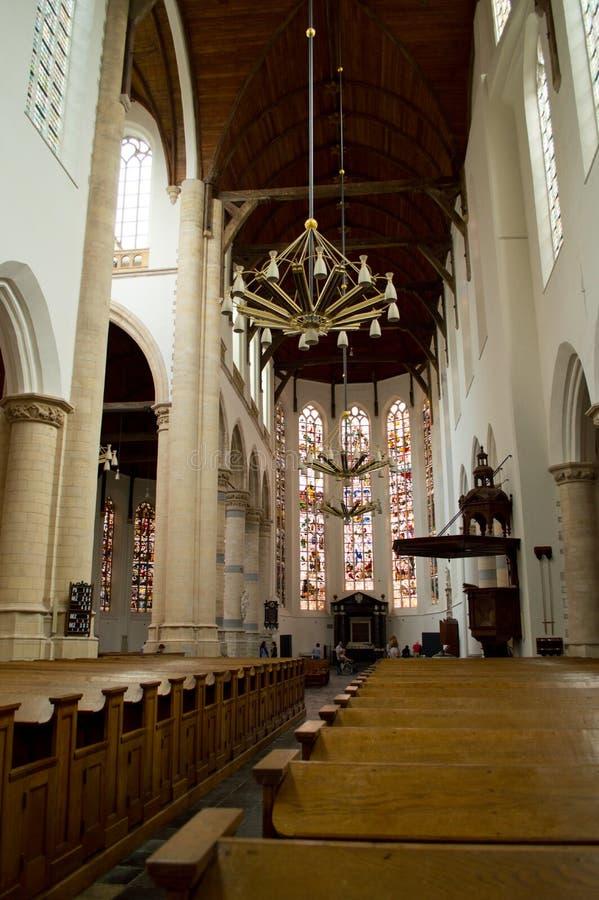 Oude kerk royalty free stock images