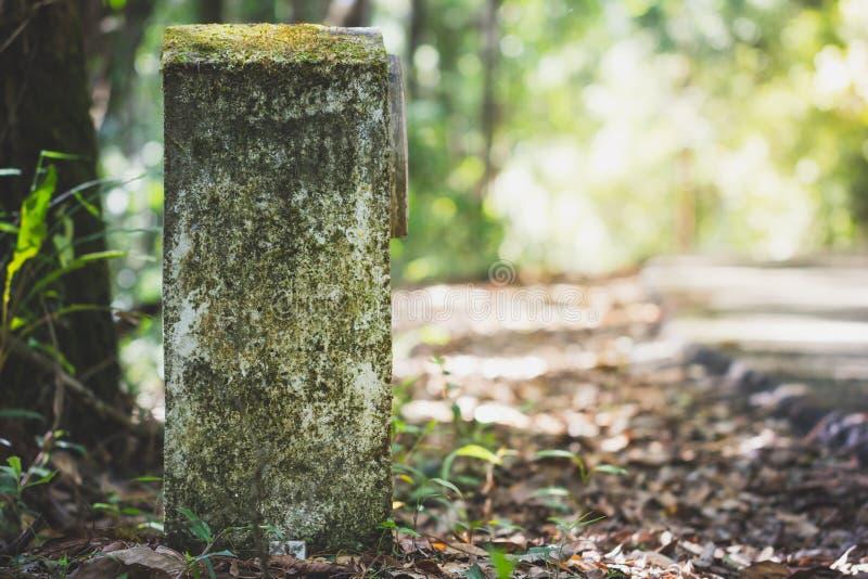 Oude kilometers tellers stock foto