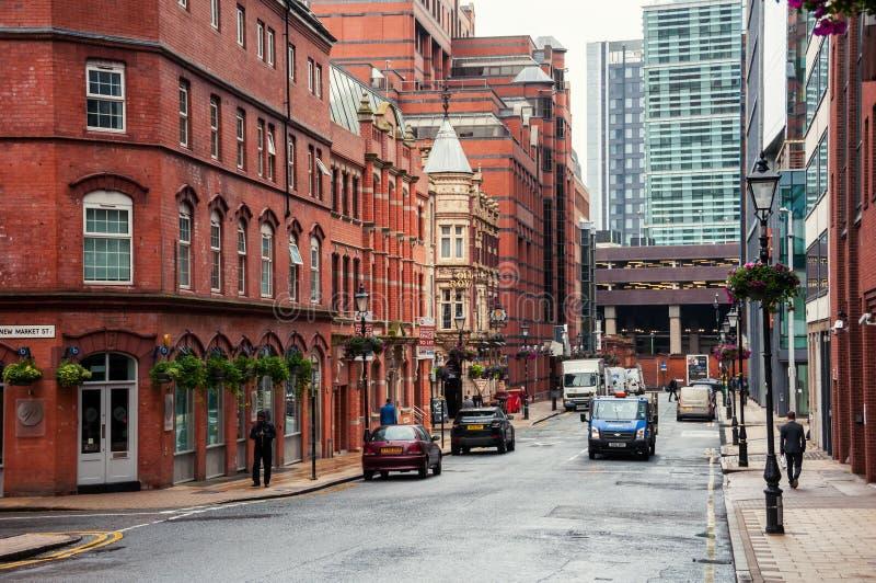 Oude Koninklijke Bar in Birmingham stock afbeeldingen