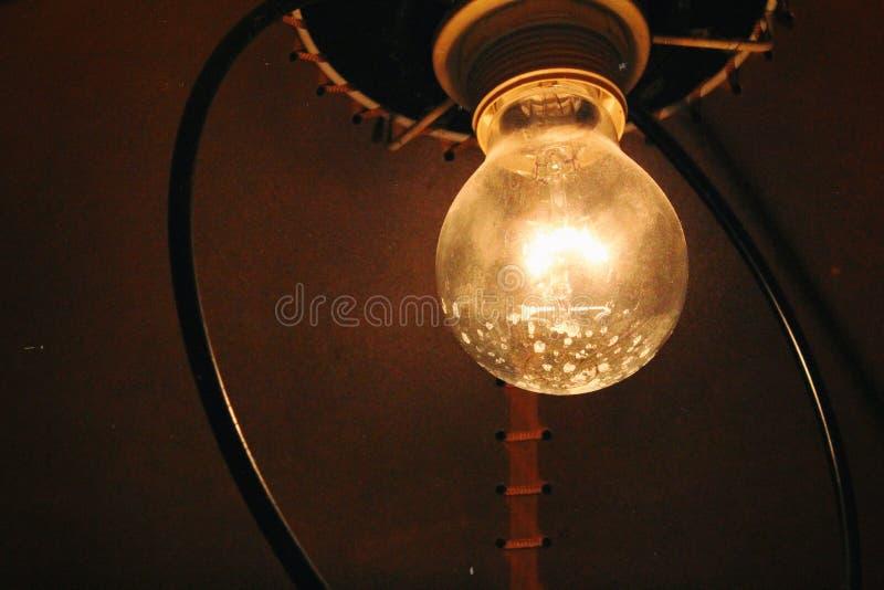 Oude Lamp royalty-vrije stock foto's