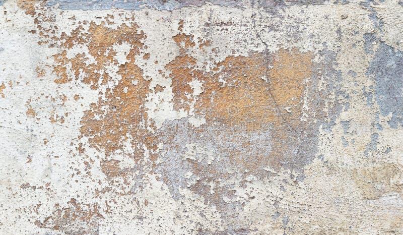 Oude muurtextuur als grunge achtergrond royalty-vrije stock foto's
