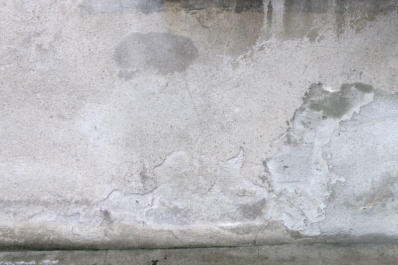Oude muurtextuur Oud beton stock fotografie