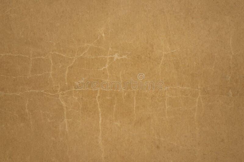 Oude pakpapier uitstekende achtergrond stock afbeelding