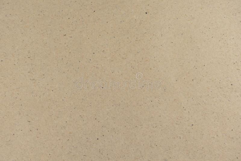 Oude pakpapiertextuur De achtergrond van het document stock afbeeldingen