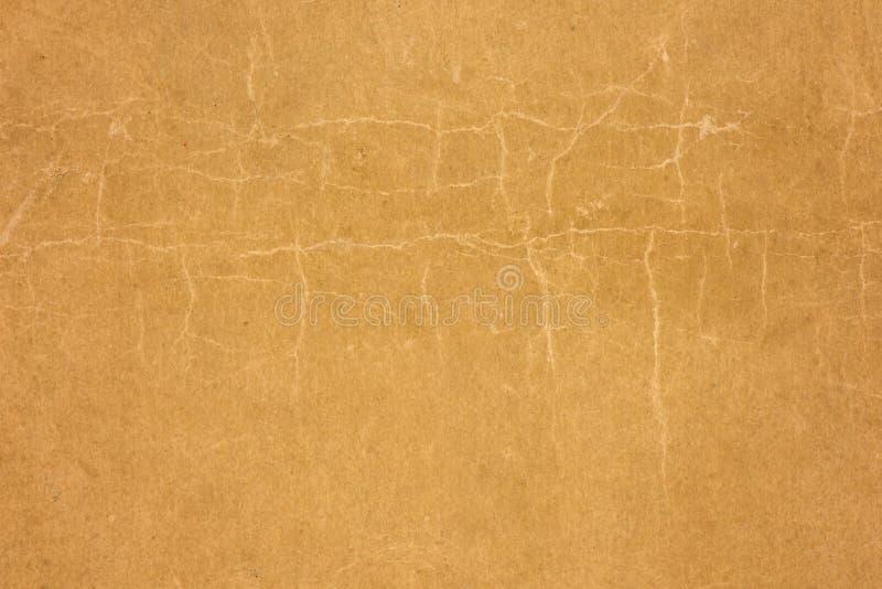 Oude pakpapierwijnoogst stock afbeelding
