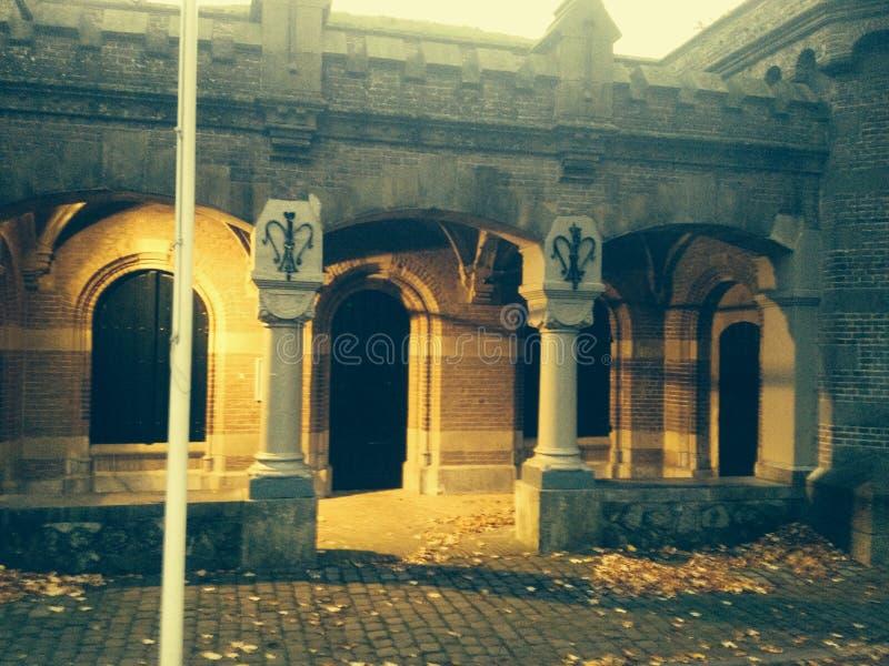 Oude plaats stock fotografie