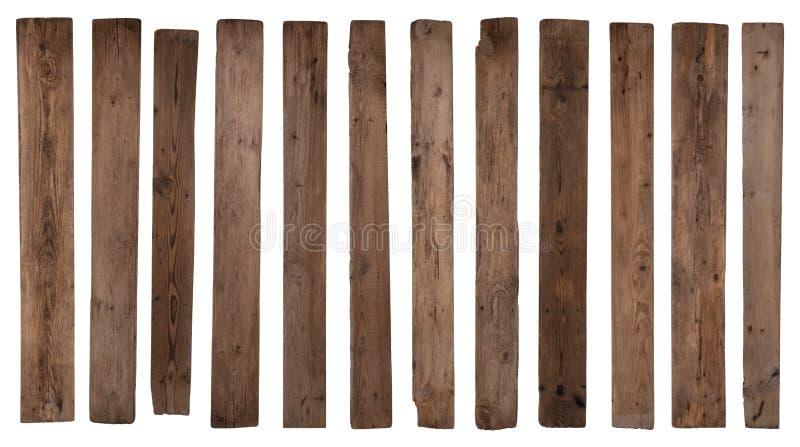 Oude planken royalty-vrije stock foto