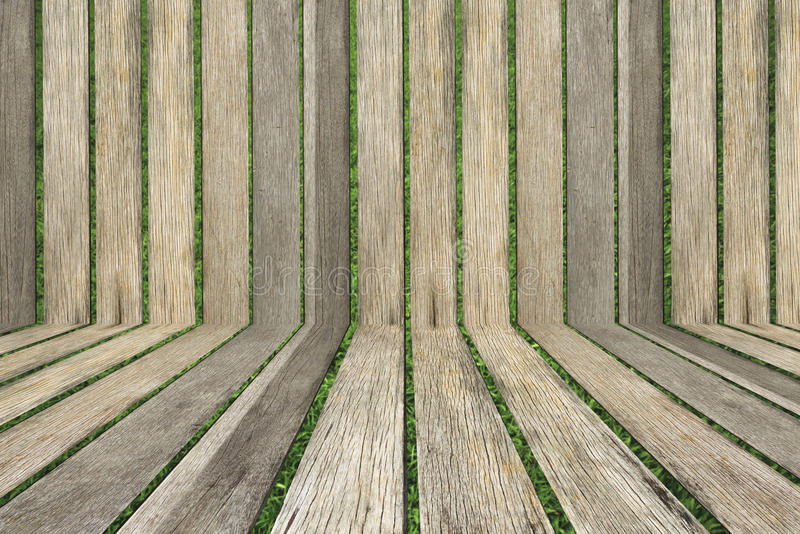 Oude Planken stock foto