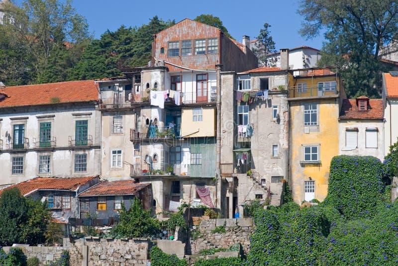 Oude Porto royalty-vrije stock afbeeldingen