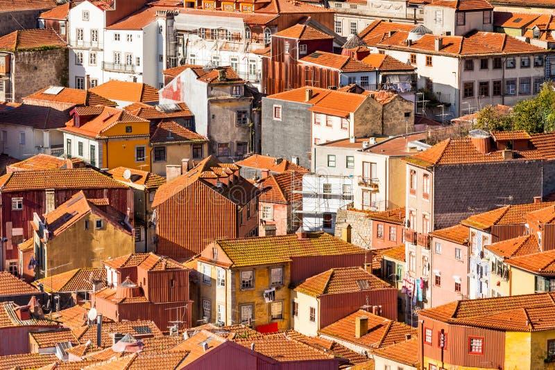 Download Oude Porto, Portugal stock foto. Afbeelding bestaande uit huizen - 29507418
