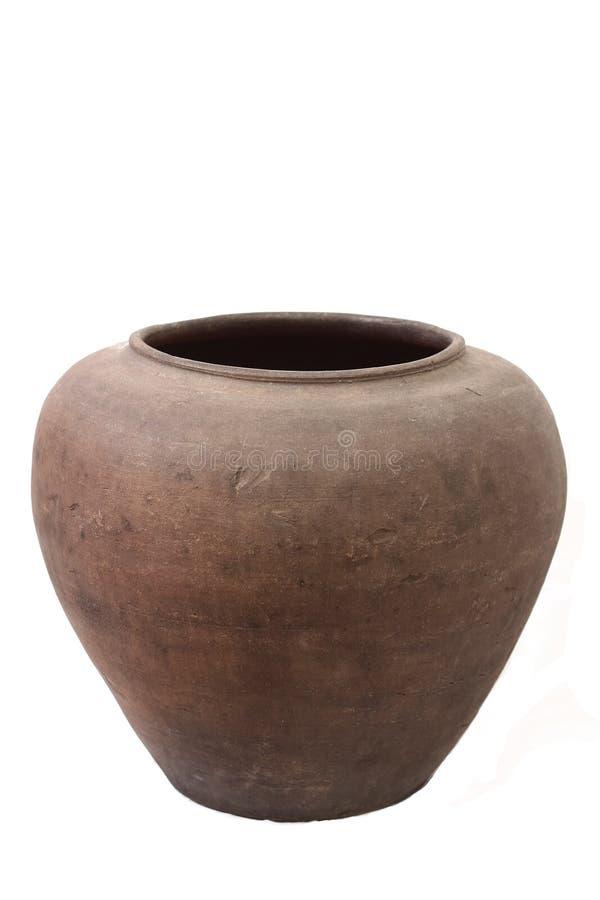 Oude pot stock foto's