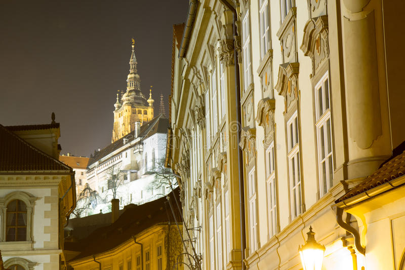 Oude Prag starà ¡ Praha stock foto's