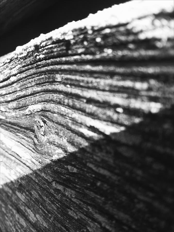 Oude raad van hout stock foto's