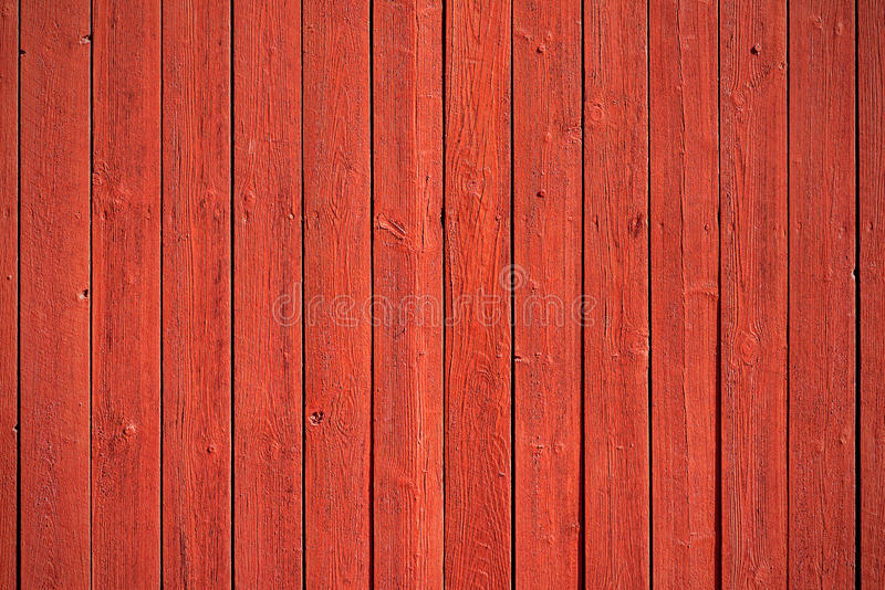 Oude rode houten panelen royalty-vrije stock foto's