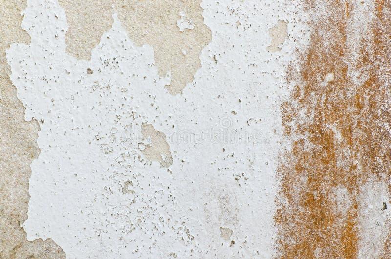 Download Oude Roestige Schade Witte Muur Stock Afbeelding - Afbeelding bestaande uit retro, gebroken: 29505915