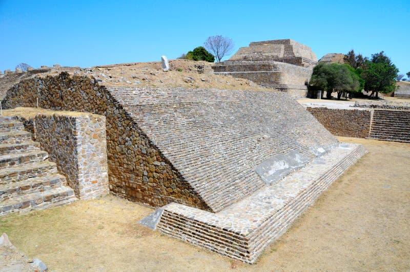 Oude Ruïnes, Mexico stock fotografie