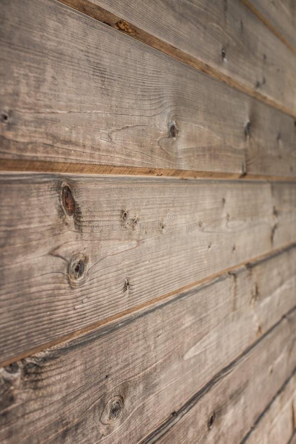 Oude rustieke houten achtergrond, bruine houten textuurverticaal royalty-vrije stock afbeeldingen