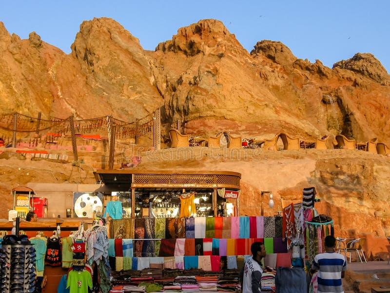 Oude Sharm Egypte royalty-vrije stock foto