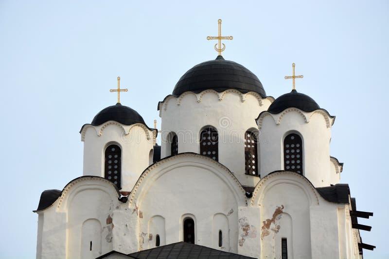 Download Oude St Nicholas Cathedral stock foto. Afbeelding bestaande uit godsdienst - 54085008