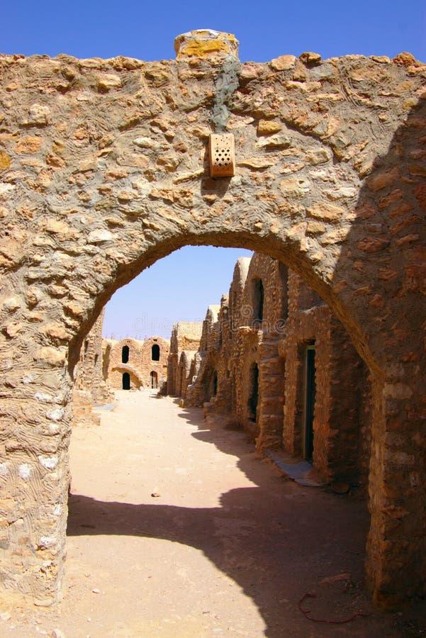 Oude stad Berber stock foto