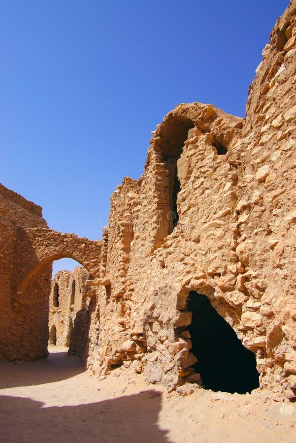 Oude stad Berber royalty-vrije stock foto's