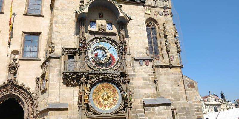 Oude Stad Praha royalty-vrije stock foto's