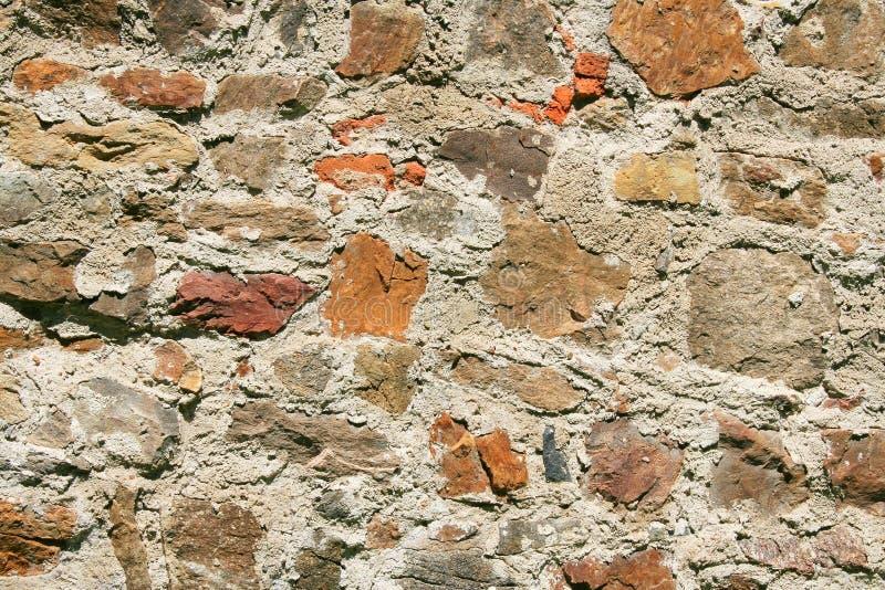 Download Oude steenachtige muur stock afbeelding. Afbeelding bestaande uit steen - 10779323