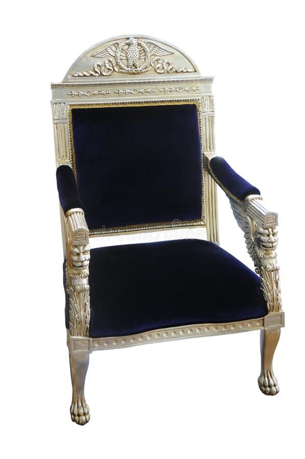 Oude stoel. stock foto's