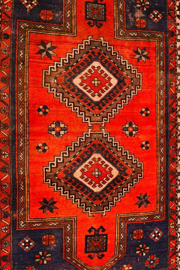 Oude tapijten royalty-vrije stock afbeelding