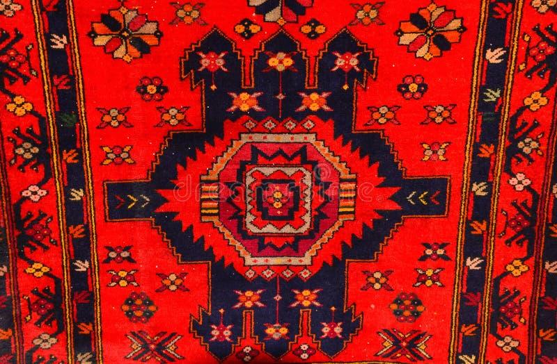 Oude tapijten stock foto's