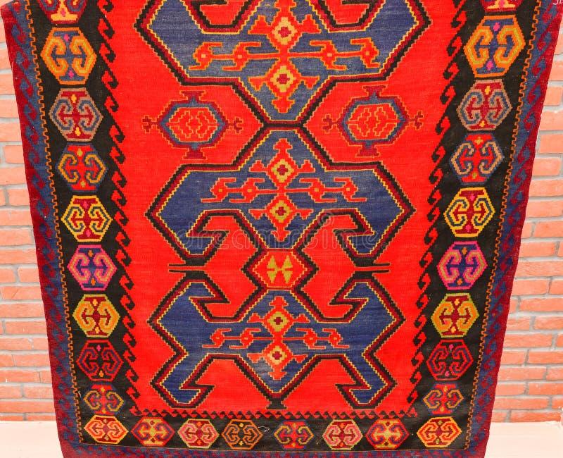Oude tapijten royalty-vrije stock foto