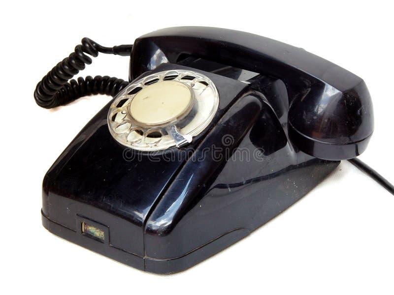 Oude Telefoon royalty-vrije stock afbeeldingen