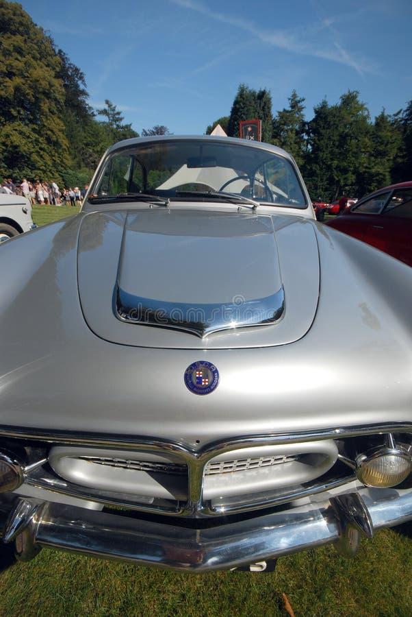 Oude tijdopnemer Maserati stock foto