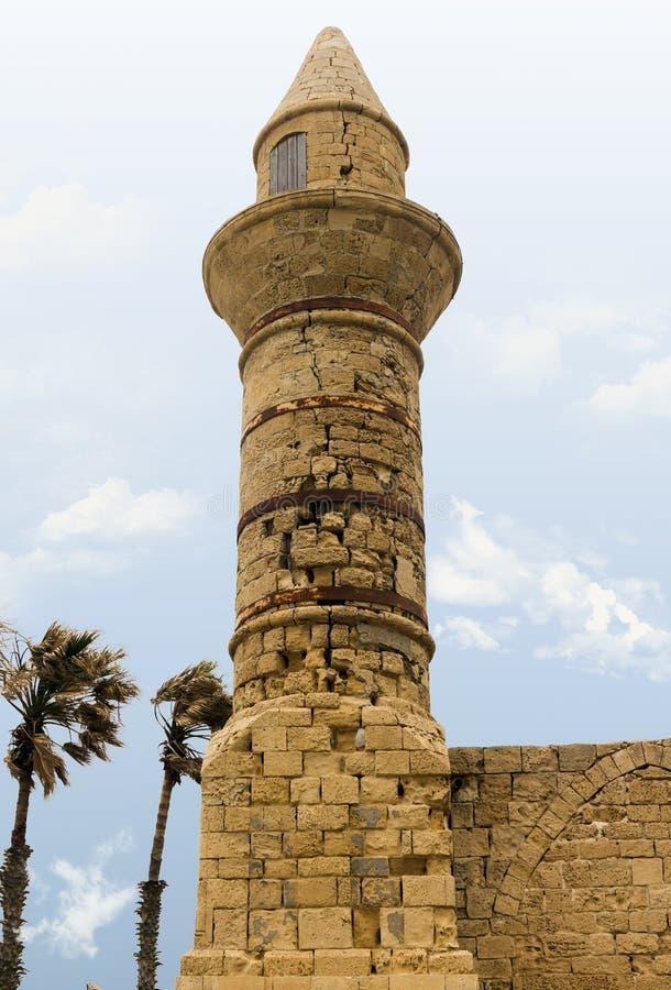 Oude toren royalty-vrije stock afbeeldingen