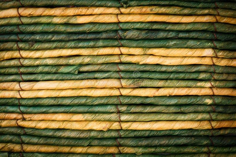 Oude uitstekende groene Kabel stock foto's