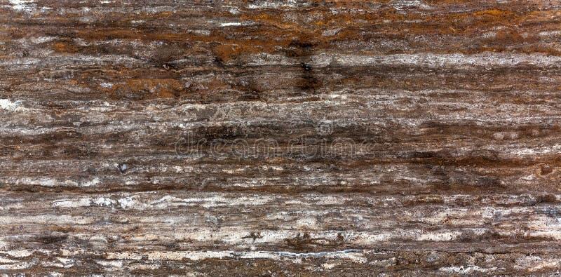 Oude uitstekende obsidian of marmeren naadloze steentextuur royalty-vrije stock foto