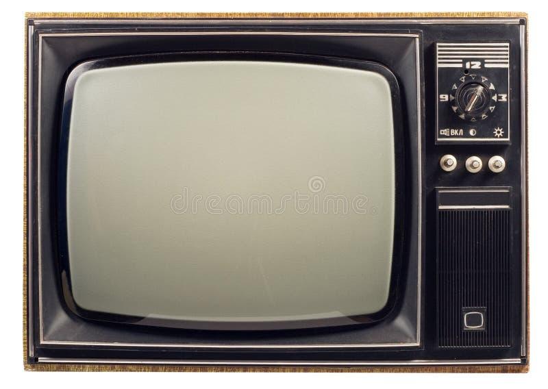 Oude uitstekende TV