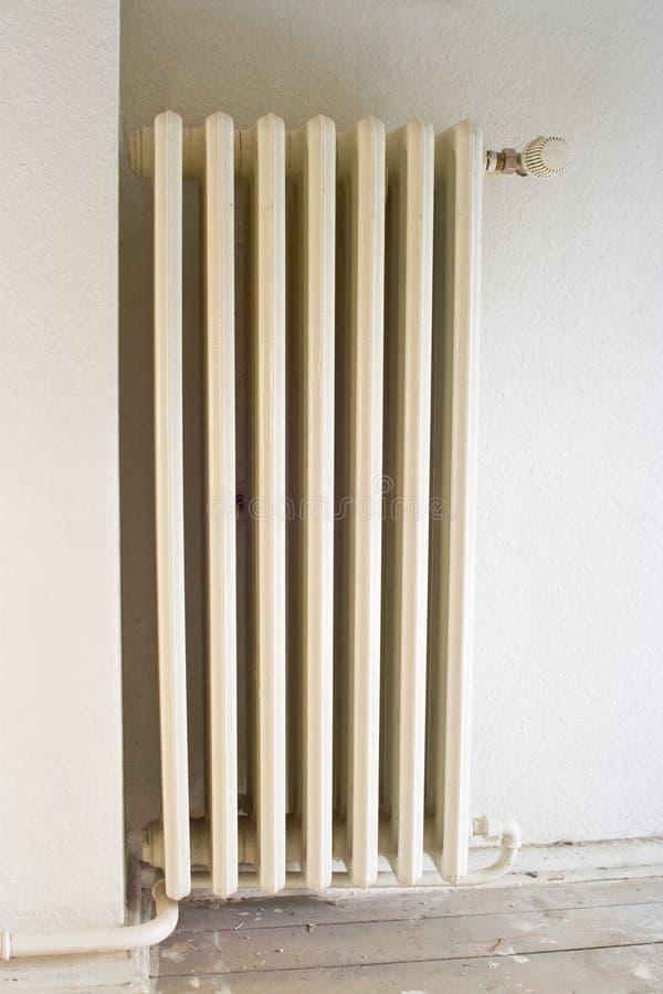 Oude verwarmer stock afbeelding