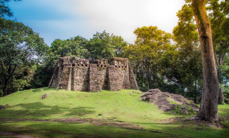 Oude vesting van oude Singora in Mueang-District, Songkhla-provincie, Thailand stock foto