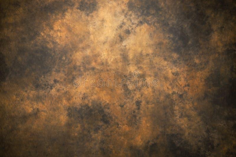 Oude vuile bruine achtergrond royalty-vrije stock foto