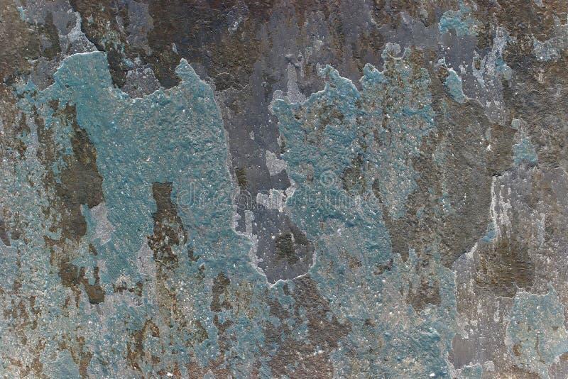 Oude vuile muur als achtergrond royalty-vrije stock afbeelding