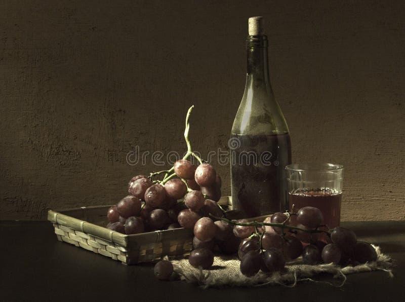 Oude wijn royalty-vrije stock foto