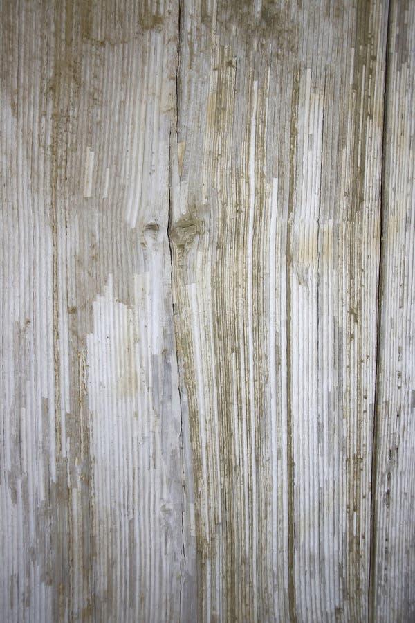 Oude witte houten textuur met natuurlijke patronenachtergrond stock afbeeldingen