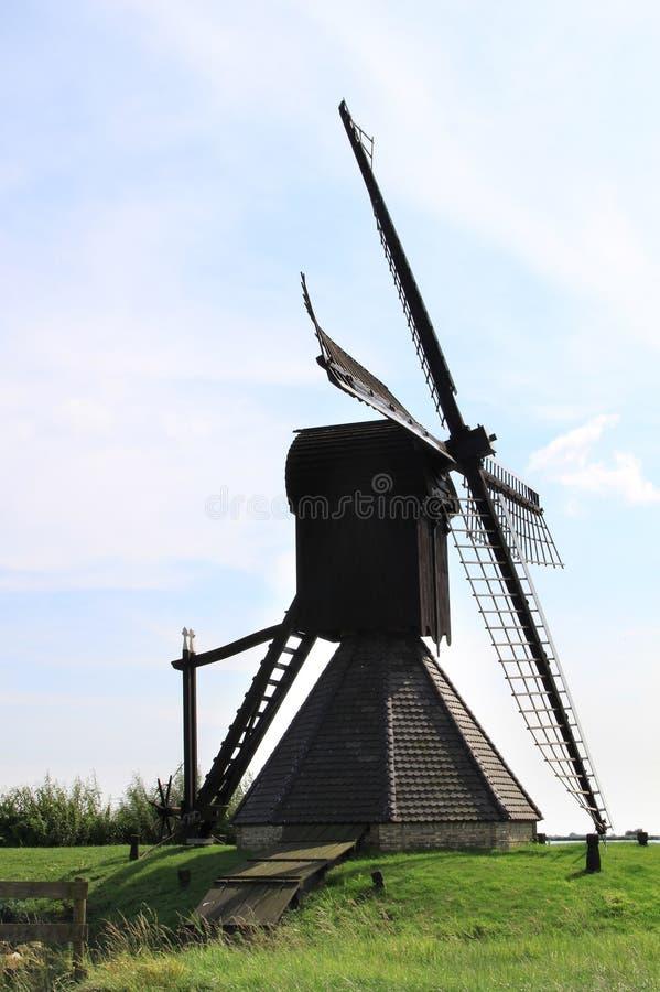 oudega стана Голландии восьмиугольное стоковые фотографии rf