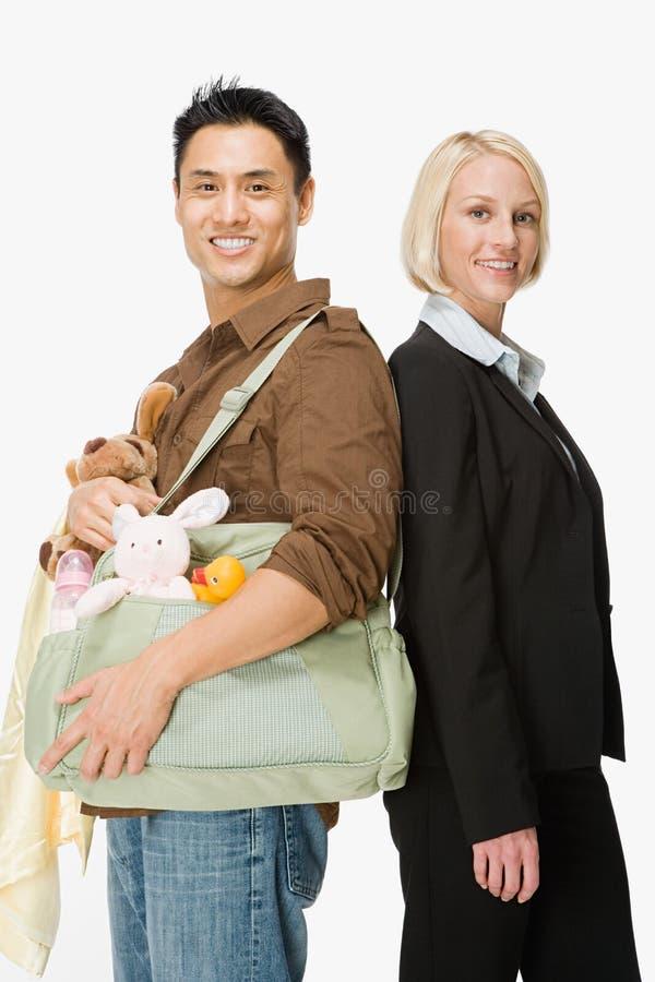 ouders royalty-vrije stock fotografie