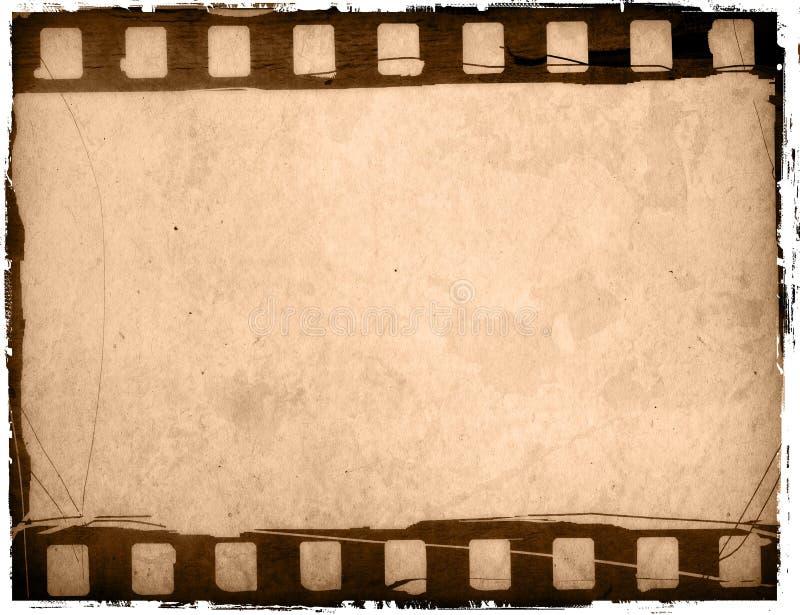 Ouderwetse film royalty-vrije stock foto