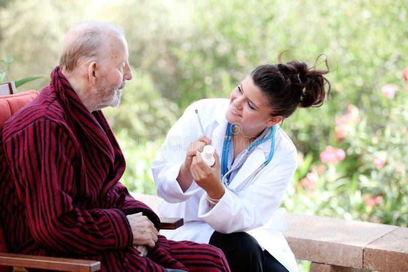 Oudste met arts