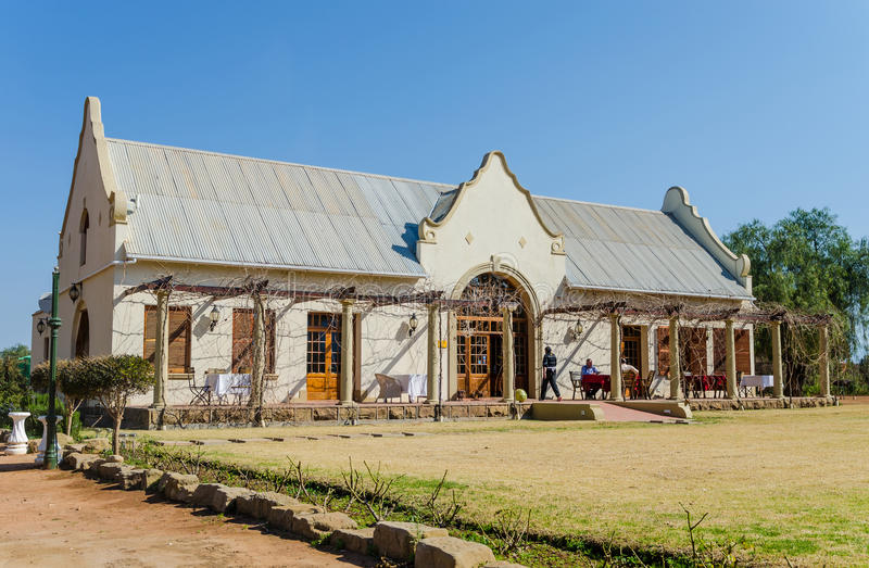 Oudtshoorn Sudafrica fotografia stock libera da diritti